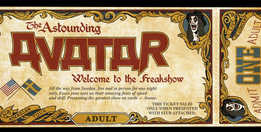 Circus Ticket small