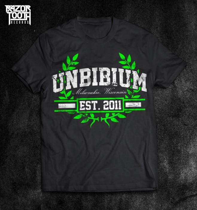 Unbibium Collegiate shirt