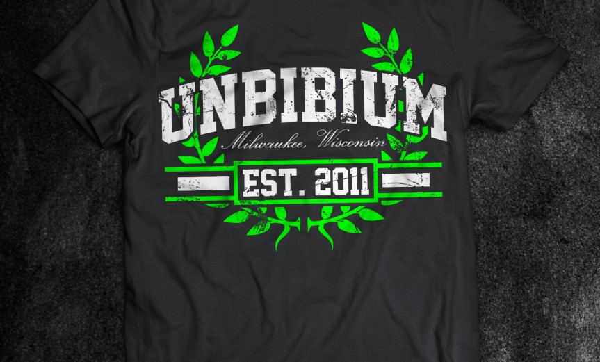 Unbibium Collegiate shirt