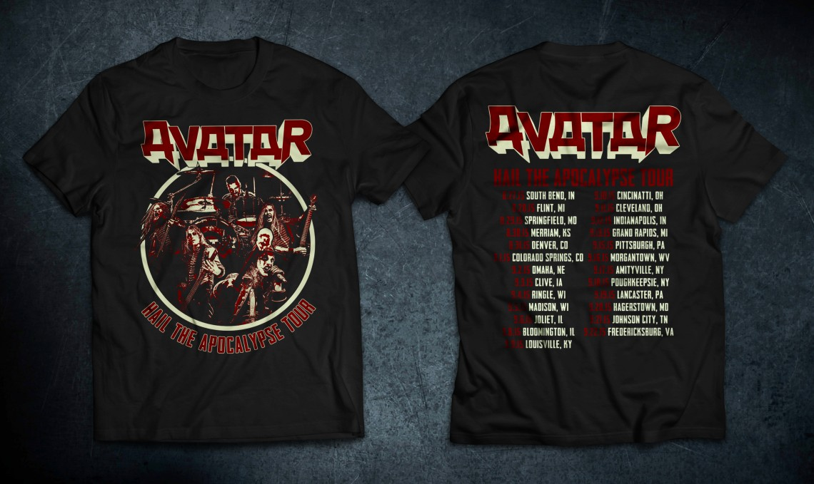 live photos shirt mockup