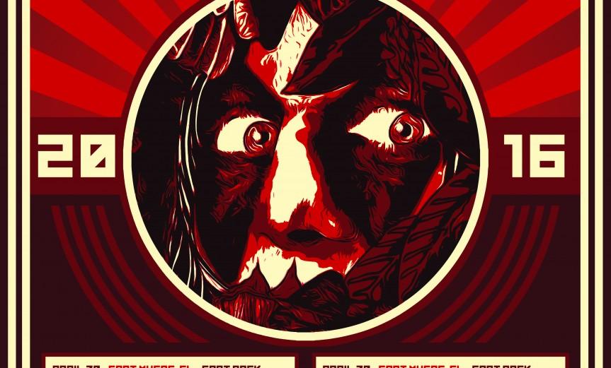 Avatar propaganda tour poster